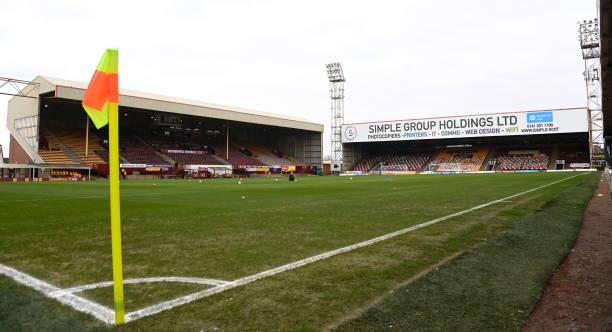 GBR: Motherwell v Livingston - Ladbrokes Scottish Premiership