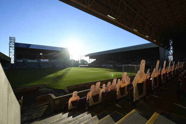 GBR: Motherwell v St Johnstone - Betfred Cup
