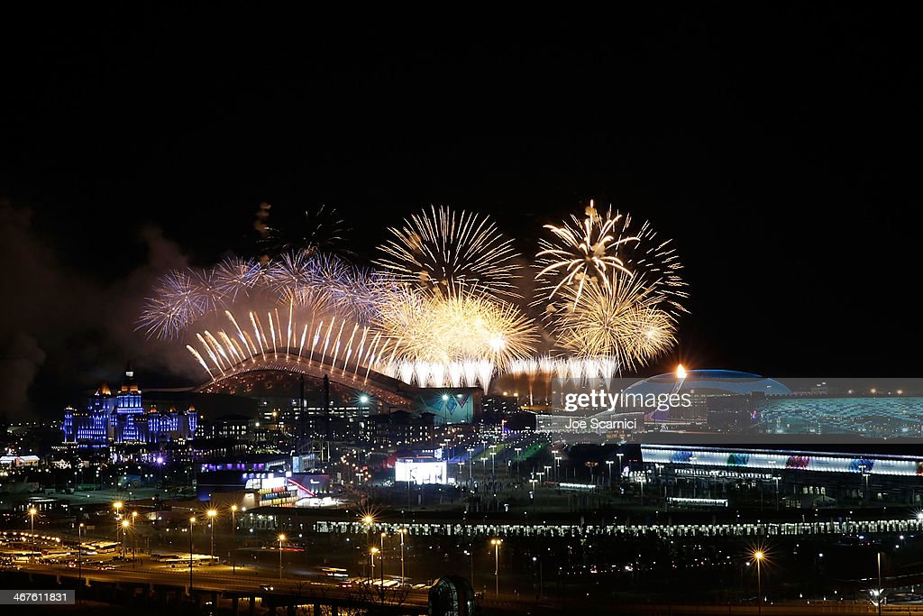 2014 Winter Olympic Games - Opening Ceremony : Nieuwsfoto's