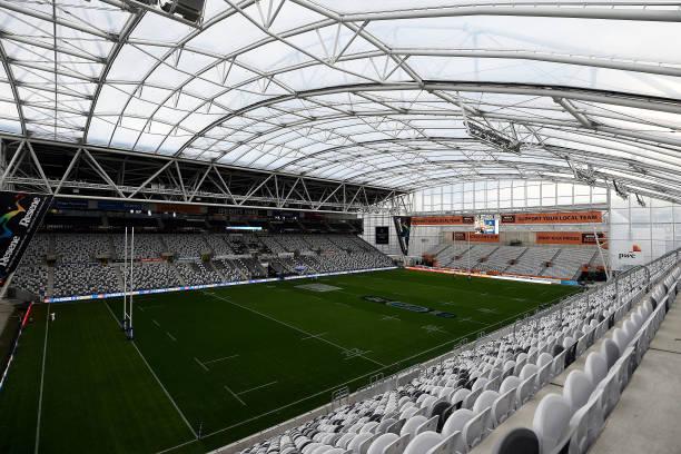 NZL: Super Rugby Trans-Tasman Rd 1 - Highlanders v Reds