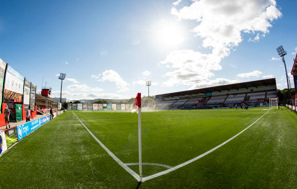 GBR: Hamilton Academical v Dundee United - Ladbrokes Scottish Premiership