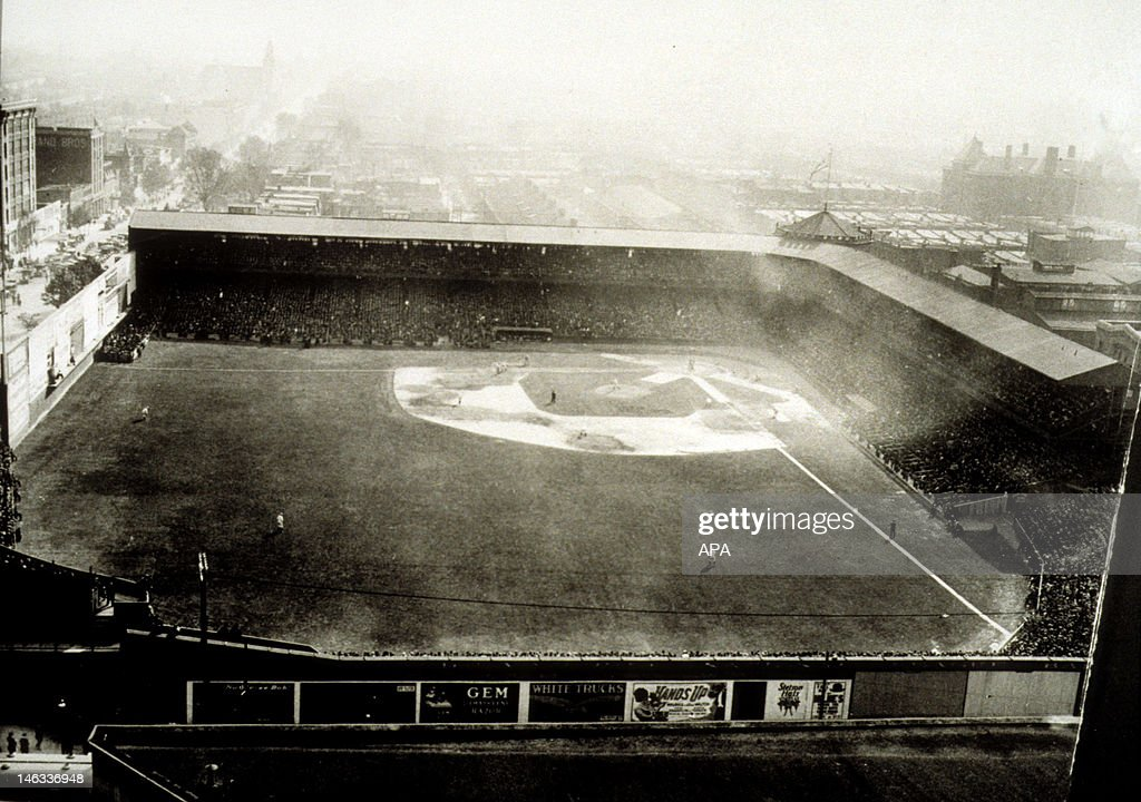 1915 World Series:  Boston Red Sox v Philadelphia Phillies : News Photo