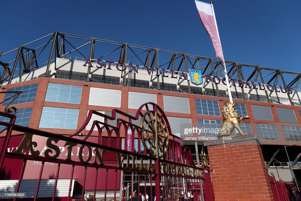 Aston Villa v Everton FC - Premier League : Nachrichtenfoto