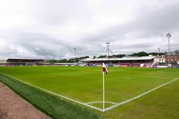 GBR: Arbroath v Inverness Caledonian Thistle - cinch Premiership