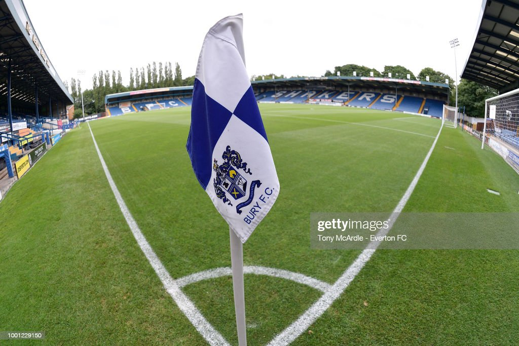 Bury v Everton - Pre-Season Friendly