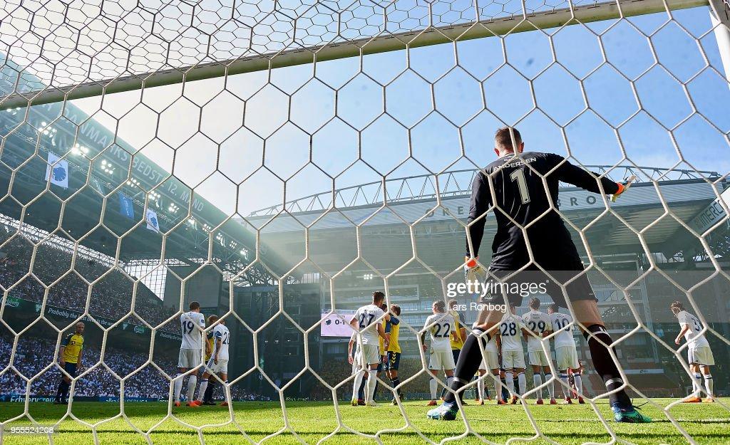 FC Copenhagen vs Brondby IF - Danish Alka Superliga : News Photo