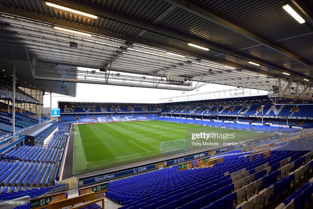 Everton FC v Norwich City  - Premier League : News Photo
