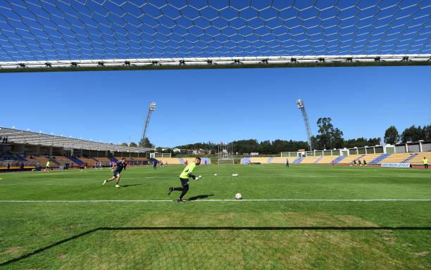 PRT: Porto v Liverpool: UEFA Youth League