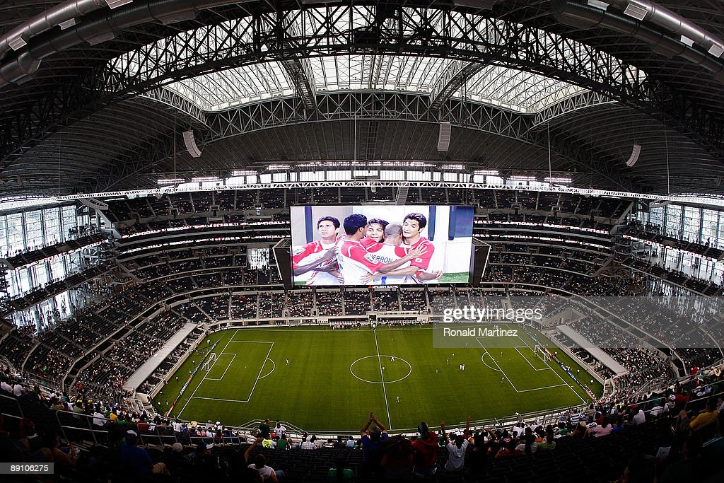 CONCACAF Cup - Quarterfinals : Foto jornalística