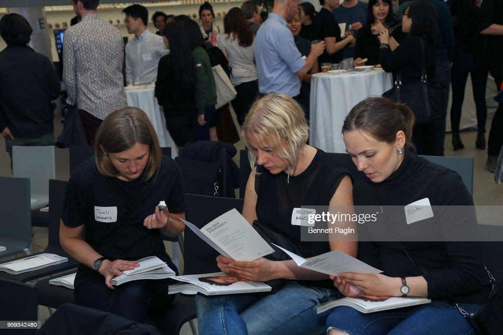 A general view of guests during the Surface Design Dialogues No. 46 with R/GA on May 16, 2018 in New York City.