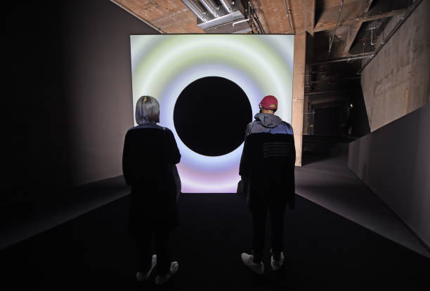 "GBR: ""RYOJI IKEDA"" Exhibition At The Store X - Press View"