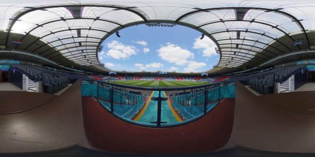 GBR: Croatia v Scotland - UEFA Euro 2020: Group D