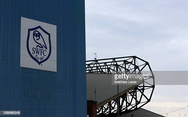 A general view of Hillsborough on January 05 2013 in Sheffield England
