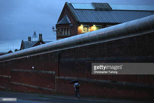 A general view of HM Prison Manchester commonly known as Strangeways which could be one of the prisons selected to be replaced under regeneration...