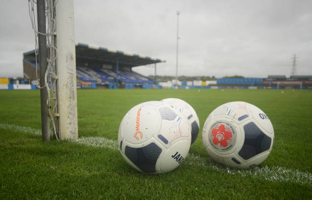 GBR: Barrow AFC v Blackpool - Pre-Season Friendly