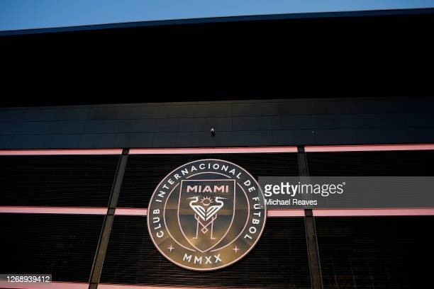 General view of Inter Miami CF Stadium prior to the game between Inter Miami CF and Atlanta United on August 26, 2020 in Fort Lauderdale, Florida.
