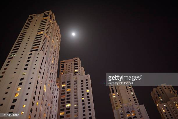 A general view of JBR on April 30 2015 in Dubai United Arab Emirates