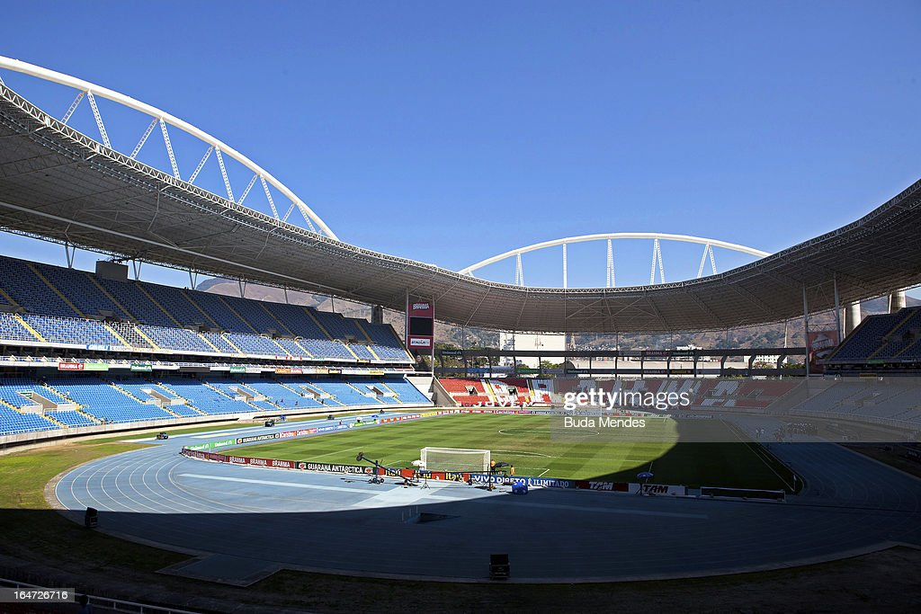 (FILE) Governor of Rio de Janeiro Closes Venue to be Used in the Olympics 2016 : News Photo