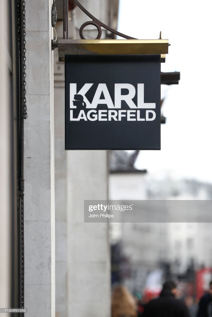 GBR: Karl Largerfeld London