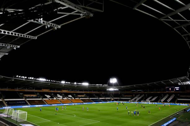 GBR: Hull City v AFC Wimbledon - Sky Bet League One
