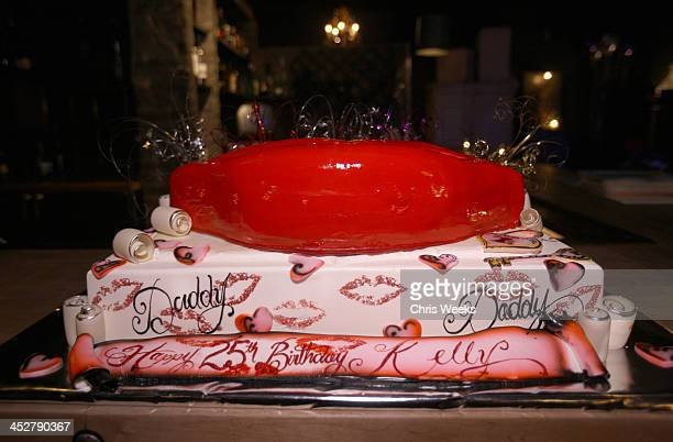 A General View Of Kelly Osbournes Birthday Party Held At Hwood On October 26 2009 In