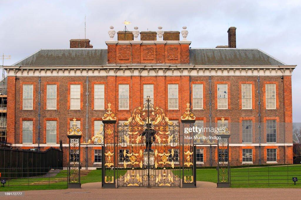 General Views Of Kensington Palace : News Photo