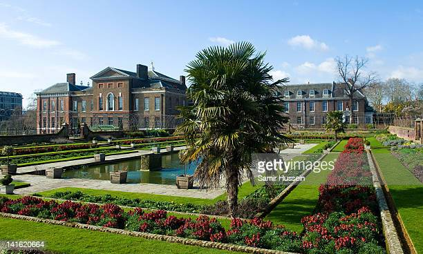A general view of Kensington Palace on March 20 2012 in London England Kensington Palace is due to reopen to the public on March 26 2012 following a...