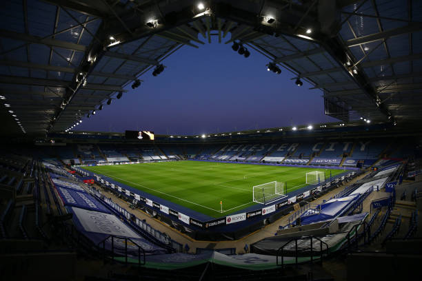GBR: Leicester City v Slavia Praha  - UEFA Europa League Round Of 32 Leg Two