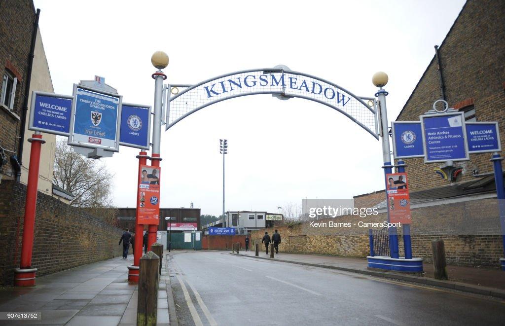 A.F.C. Wimbledon v Blackpool - Sky Bet League One