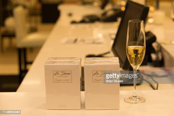 A general view of La'Dame Fragrance Popup at Bloomingdales on May 11 2019 in Tysons Corner Virginia