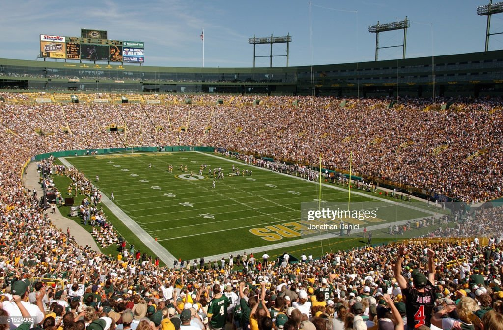 Chicago Bears v Green Bay Packers : ニュース写真