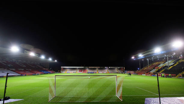 GBR: Lincoln City v Wigan Athletic - Sky Bet League One