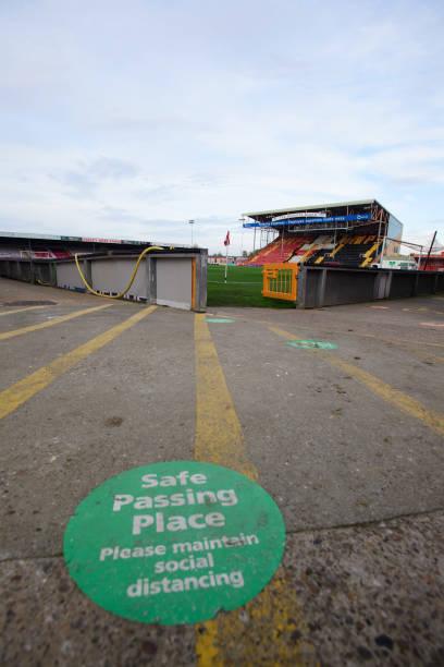 GBR: Lincoln City v Plymouth Argyle - Sky Bet League One
