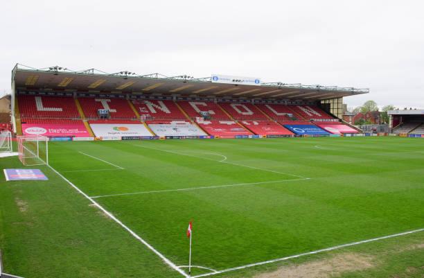 GBR: Lincoln City v AFC Wimbledon - Sky Bet League One