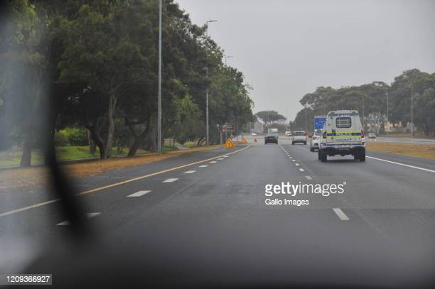 A general view of M5 on Day Twelve of National Lockdown on April 07 2020 in Cape Town South Africa According to media reports President Ramaphosa...