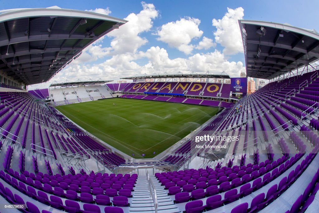 Orlando City SC Media Day : News Photo