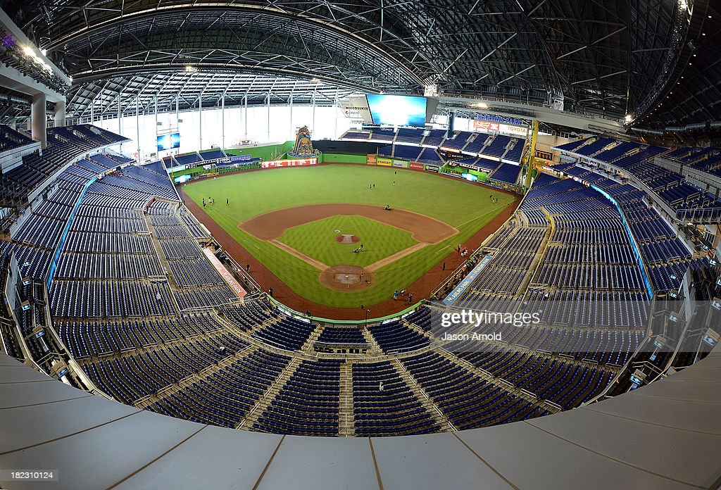 Detroit Tigers v Miami Marlins : News Photo