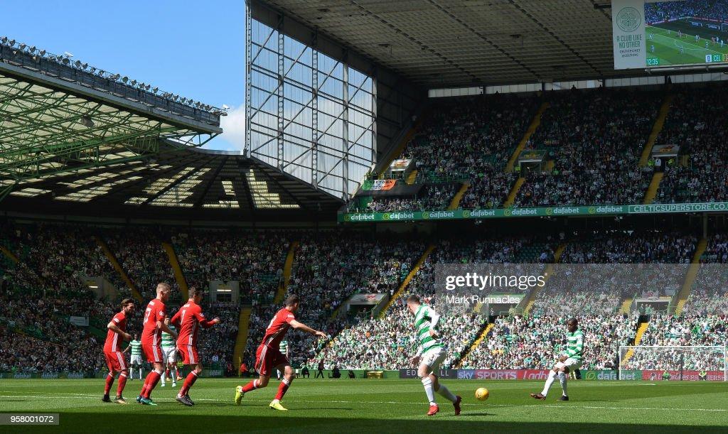 Celtic v Aberdeen - Scottish Premier League : News Photo