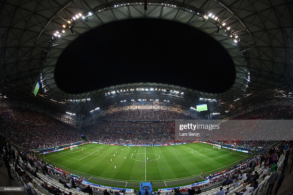 France v Albania - Group A: UEFA Euro 2016 : News Photo