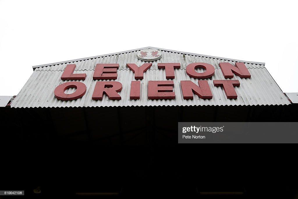 Leyton Orient v Northampton Town - Sky Bet League Two : News Photo
