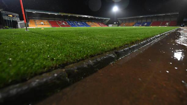 GBR: St. Johnstone FC v Heart of Midlothian - Cinch Scottish Premiership