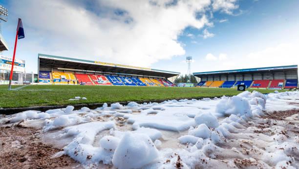 GBR: St. Johnstone v St. Mirren - Ladbrokes Scottish Premiership