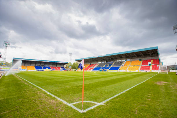 GBR: St Johnstone v Livingston - Scottish Premiership