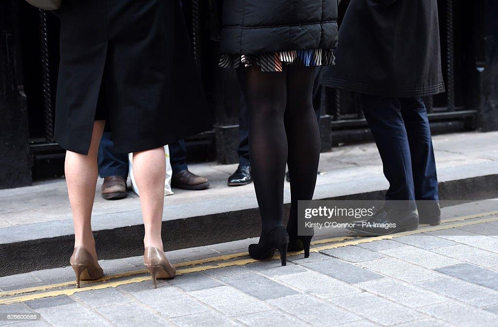 Women in work report : News Photo