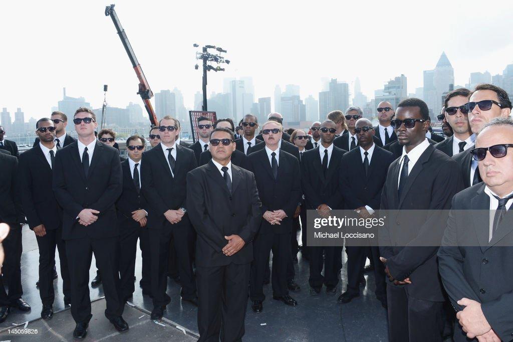 """Men In Black 3"" New York City Photo Call : News Photo"