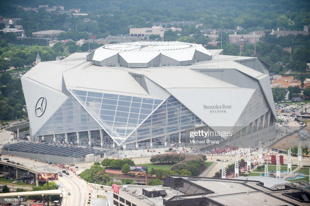 Seattle Sounders v Atlanta United : News Photo