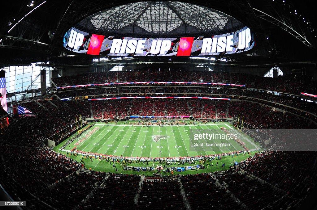 Dallas Cowboys v Atlanta Falcons : News Photo