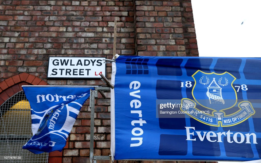 Everton v Lincoln City - Emirates FA Cup - Third Round - Goodison Park : News Photo