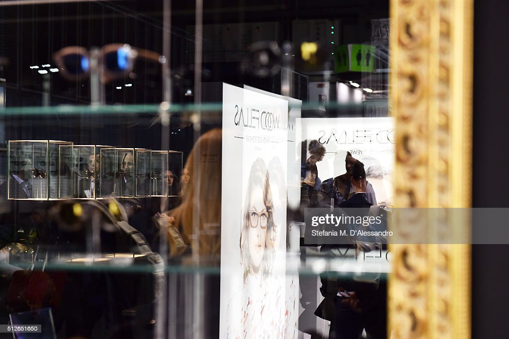 A general view of MIDO 2016 during Milan Fashion Week FW16 on February 27, 2016 in Milan, Italy.