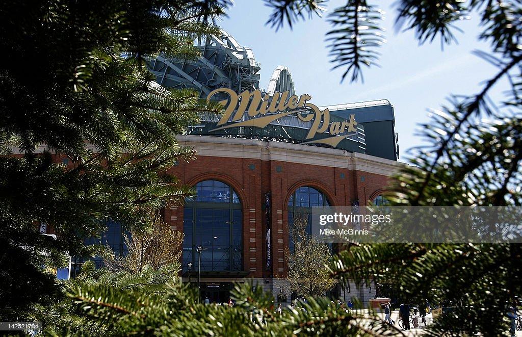 St. Louis Cardinals v Milwaukee Brewers : News Photo